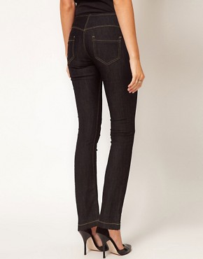 Image 2 ofASOS PETITE Exclusive Super Sexy Skinny Jeans