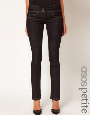 Image 1 ofASOS PETITE Exclusive Super Sexy Skinny Jeans