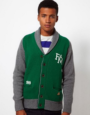 Image 1 ofFranklin &amp; Marshall College Cardigan
