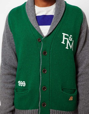 Image 3 ofFranklin &amp; Marshall College Cardigan