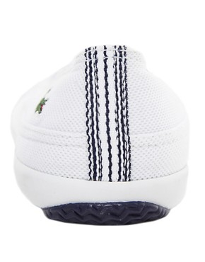 Image 4 ofLacoste Reiti White Plimsolls