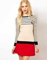 Sugarhill Boutique Cherry Jumper