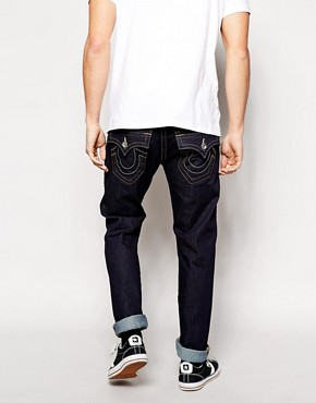 Image 2 ofTrue Religion Jeans Zach Slim Fit