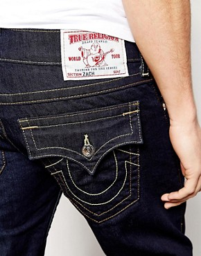Image 3 ofTrue Religion Jeans Zach Slim Fit