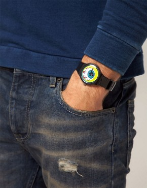 Image 2 of ASOS Eyeball Watch