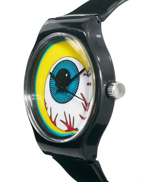 Image 3 of ASOS Eyeball Watch