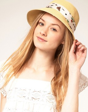 Image 1 ofTed Baker Sally Rose Hat
