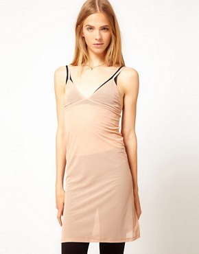 Image 1 ofGanni Almost Nude Strappy Slip Top