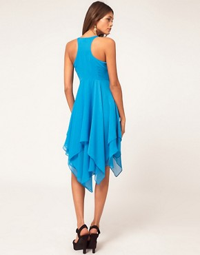 Image 1 ofASOS Dress With Racer Back