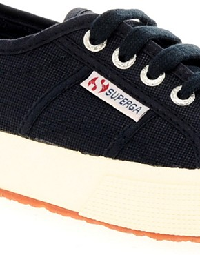 Image 4 ofSuperga Classic Flat Plimsolls
