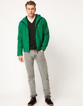 Image 4 ofLyle &amp; Scott Vintage Hooded Jacket