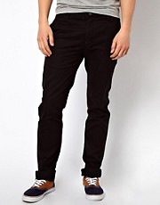 Levi's - 511 - Chino slim fit neri