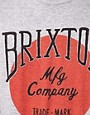Immagine 3 di Brixton - Setter - T-shirt con logo e cerchio