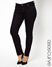 ASOS CURVE Indigo Skinny Jean