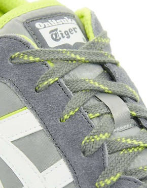 Image 2 ofOnitsuka Tiger Colorado 85 Nylon Trainers