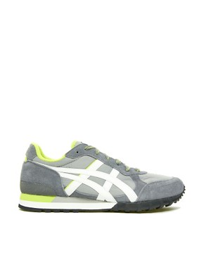 Image 4 ofOnitsuka Tiger Colorado 85 Nylon Trainers