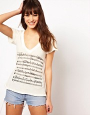 Wildfox Juliet&#39;s Song T-Shirt
