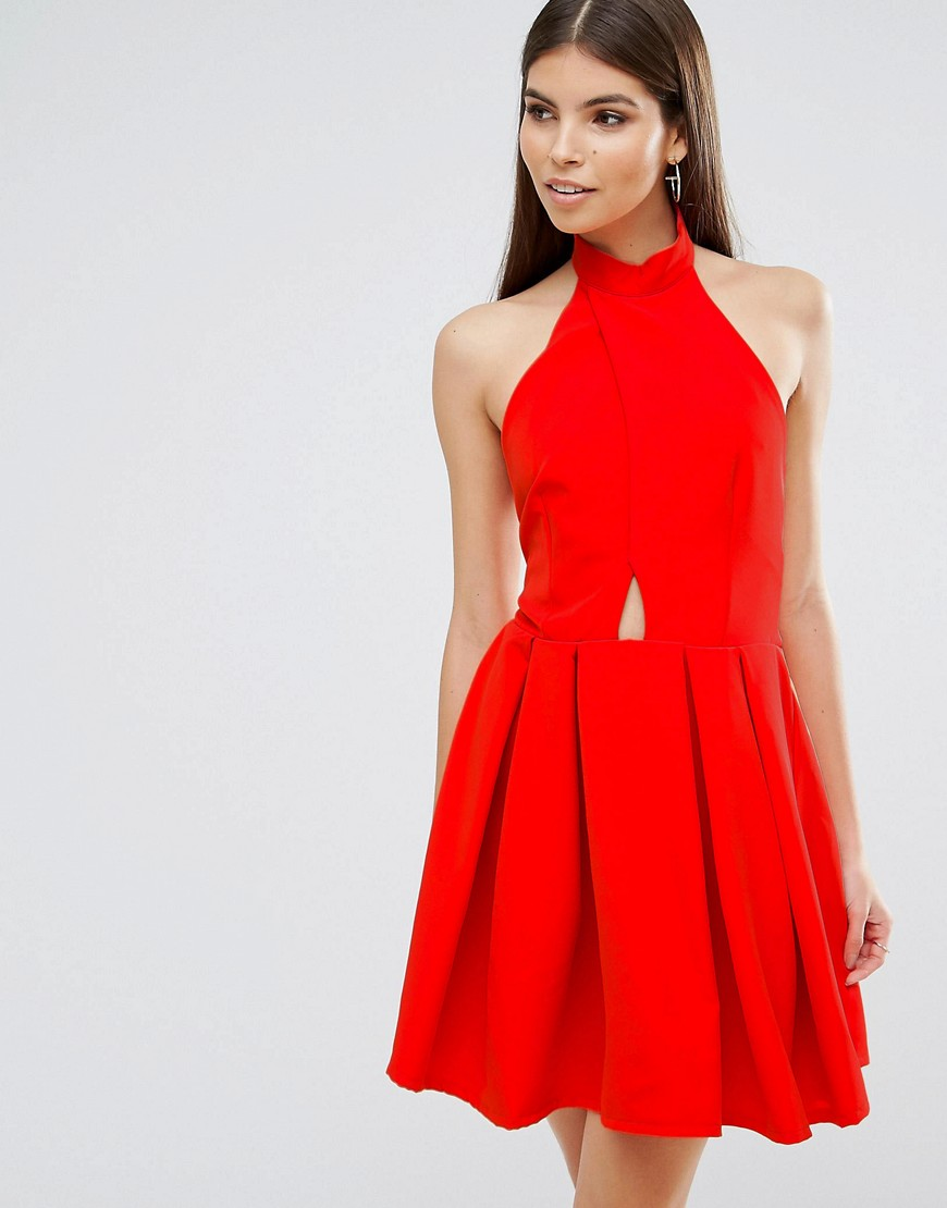 oh-my-love-high-neck-cross-over-skater-prom-dress-red