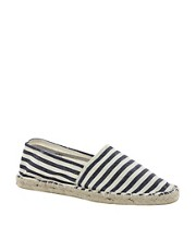 River Island Stripe Espadrilles