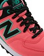 Image 2 ofNew Balance Windbreaker Neon Trainers