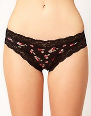 Stella McCartney Clara Whispering Petite Fleur Bikini Brief