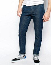 ASOS Tapered Jean With Vintage Wash