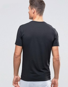 Image 2 ofCalvin Klein 2 Pack Crew T-Shirts