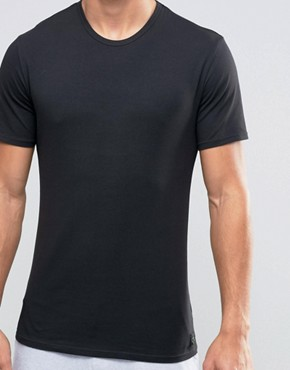 Image 3 ofCalvin Klein 2 Pack Crew T-Shirts