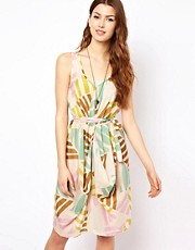 Numph Printed Dress