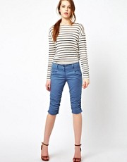 Wal G Cropped Trouser