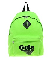 Gola Harlow Neon Backpack