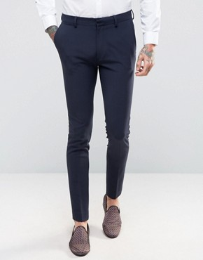 ASOS Super Skinny Suit Trousers