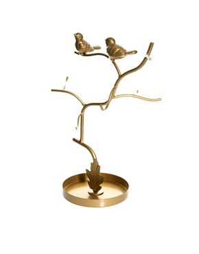 Image 1 ofASOS Bird Branch Jewellery Stand