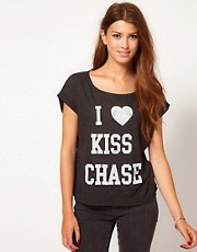 Camiseta Kiss Chase de Delicious