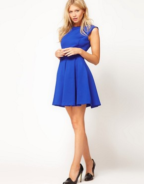 Image 4 ofTed Baker Lantern Skirt Dress