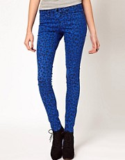 Vero Moda Animal Print Jegging
