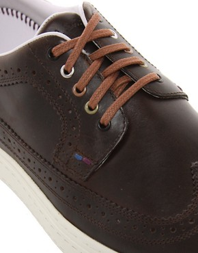 Image 2 ofPaul Smith Jeans Merced Brogues