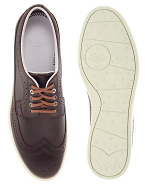 Image 3 ofPaul Smith Jeans Merced Brogues