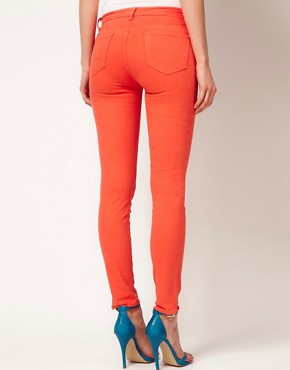 Image 2 ofJ Brand 811 Mid Rise Skinny Ankle Jeans