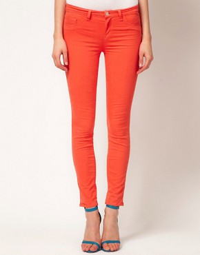 Image 4 ofJ Brand 811 Mid Rise Skinny Ankle Jeans
