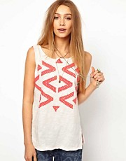 Free People Bermuda Triangle T-Shirt