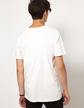 Image 2 ofG Star Loose 1 Pocket Marl T-Shirt