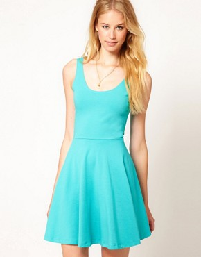 Image 1 ofVila Skater Dress