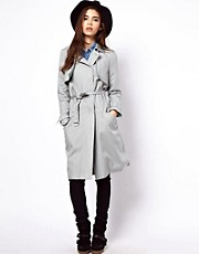ASOS Midi Trench