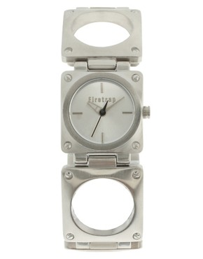 Image 1 ofFiretrap Square Link Screw Watch