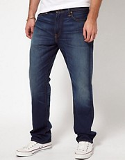 Levis Jeans 504 Regular Straight Pcw Punked