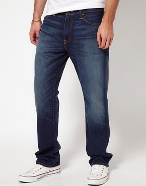 Image 1 of Levis Jeans 504 Regular Straight Pcw Punked