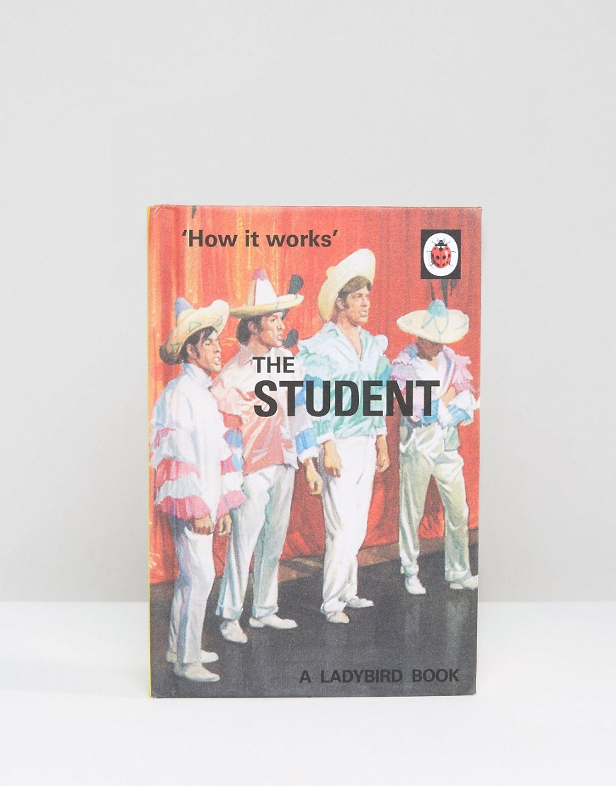 the-ladybird-book-of-the-student-livre-multi