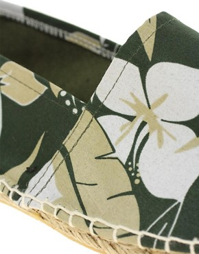 Image 2 ofASOS Floral Print Espadrilles