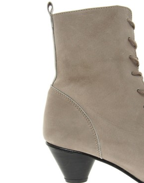 Image 2 ofD.Co Copenhagen Berlin Lace Up Ankle Boot
